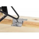 Zestaw cateringowy drewniany WOODY STRONG 220x70 cm