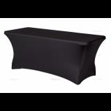FLEX 240 PR Obrus elastyczny na stół 183x76 cm, 240 g/m2 czarny
